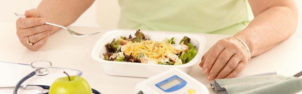 составления рациона при диабете, почечной недостаточности